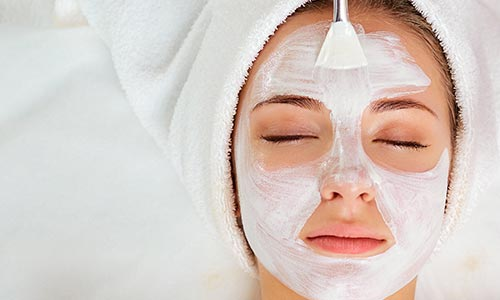 Picture of facial treatments at Alchemy
