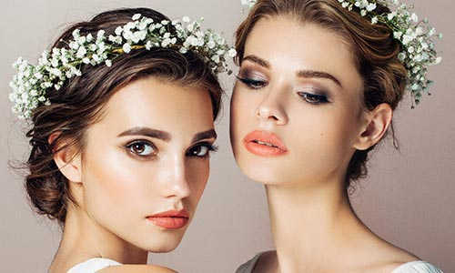 Picture of Bridal Make-Up at Alchemy